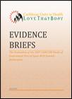 Port of Spain Evaluation: Evidence Briefs