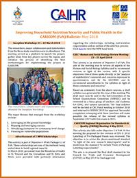 FaN Bulletin May 2018