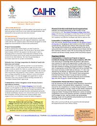 FaN Bulletin March 2021