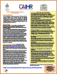 FaN Bulletin May 2021