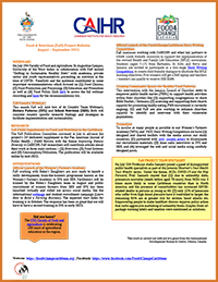 FaN Bulletin September 2021